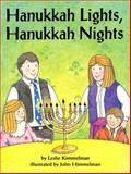 Hanukkah Lights, Hanukkah Nights, Leslie Kimmelman, 0060203684