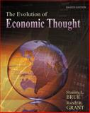 The Evolution of Economic Thought, Brue, Stanley and Grant, Randy, 1111823685