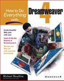 How to Do Everything with Dreamweaver 4, Meadhra, Michael, 0072133694