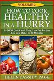 How to Cook Healthy in a Hurry #2, Helen Cassidy Page, 1493713698