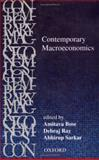 Contemporary Macroeconomics, , 0195653696