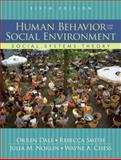 Human Behavior and the Social Environment : Social Systems Theory, Norlin, Julia M. and Chess, Wayne A., 0205613691