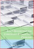 Exact Algorithms for Constraint Satisfaction Problems, Moser, Robin, 3832533699