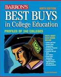 Barron's Best Buys in College Education, Lucia Solorzano, 0764133691