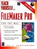 Teach Yourself FileMaker Pro, Harrington, Jan L., 1558283692