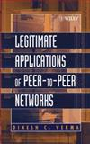Legitimate Applications of Peer-to-Peer Networks, Verma, Dinesh C., 0471463698