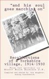 Recollections of a Yorkshire Village, 1914-1930, Hubert Earnshaw, 1495363694