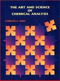 The Art and Science of Chemical Analysis, Enke, Christie G., 0471373699