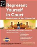 Represent Yourself in Court, Paul Bergman and Sara J. Berman-Barrett, 1413303692
