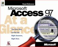 Microsoft Access 97 at a Glance, Perspection, Inc. Staff, 1572313692