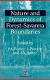 The Nature and Dynamics of Forest - Savanna Borders, , 0412443708