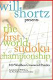 Will Shortz Presents the First World Sudoku Championship, Will Shortz, 0312363702
