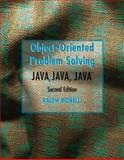 Java, Java, Java Object-Oriented Problem Solving, Morelli, Ralph, 0130333700