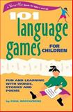 101 Language Games for Children, Paul Rooyackers, 0897933702