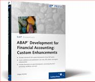 ABAP Development for SAP ERP Financials : Custom Enhancements, Korolev, Sergey, 1592293700