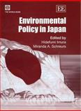 Environmental Policy in Japan 9781845423704