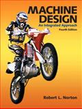 Machine Design, Norton, Robert L., 0136123708