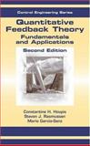 Quantitative Feedback Theory : Fundamentals and Applications, Houpis, Constantine H. and Rasmussen, Steven J., 0849333709