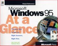 Microsoft Windows 95 at a Glance, Jerry Joyce, 1572313706
