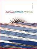 Business Research Methods, Cooper, Donald R. and Schindler, Pamela S., 0073373702