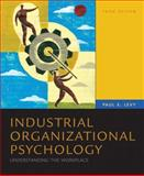 Industrial/Organizational Psychology, Levy, Paul, 1429223707