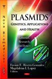 Plasmids, Favian E. Rivera Gonzales, 162081370X