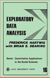 Exploratory Data Analysis, Dearing, Brian E., 0803913702