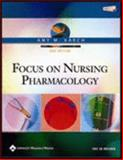 Nursing Pharmacology, Karch, Amy M., 0781753708
