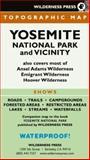 Yosemite National Park and Vicinity, Jeffrey P. Schaffer, 0899973701