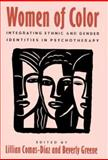 Women of Color : Integrating Ethnic and Gender Identities in Psychotherapy, , 0898623715