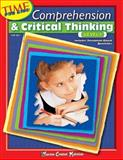 Comprehension and Critical Thinking, Level 1, Mary Rosenberg, 0743933710