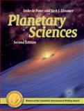 Planetary Sciences, Pater, Imke de and Lissauer, Jack J., 0521853710