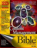 Content Management Bible 2nd Edition