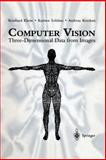 Computer Vision : Three-Dimensional Data from Images, Klette, Reinhard and Schluns, Karsten, 9813083719