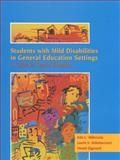 Students with Mild Disabilities in General Education Settings 9780024223715