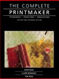 Complete Printmaker, Ross, John, 0029273714