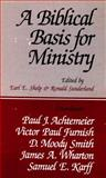 A Biblical Basis for Ministry 9780664243715