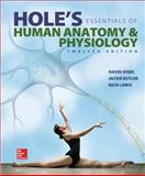 Combo: Hole's Essentials of Human Anatomy & Physiology with Student Study Guide, Shier, David and Butler, Jackie, 1259163717
