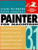 Painter 3.1 for Macintosh, Weinmann, Elaine and Lourekas, Peter, 0201883716