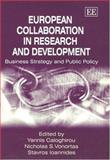 European Collaboration in Research and Development : Business Strategy and Public Policy, , 1840643714