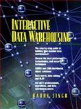 Interactive Data Warehousing, Singh, Harry S., 0130803715