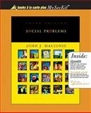 Social Problems, Books a la Carte Plus OneKey WebCT, Macionis, John J., 0205723721
