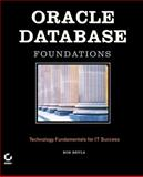 Oracle Database Foundations, Bob Bryla, 0782143725