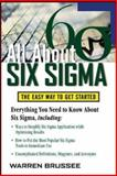 All about Six Sigma : The Easy Way to Get Started, Brussee, Warren, 0071453725
