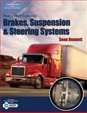 Modern Diesel Technology : Brakes, Suspension and Steering Systems, Bennett, Sean, 1418013722