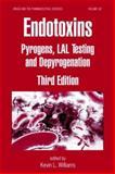 Endotoxins : Pyrogens, LAL Testing and Depyrogenation, , 0849393728
