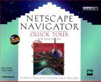 Netscape Navigator Quick Tour for Mac, Kidder, Gayle and Harris, Stuart, 1566043727