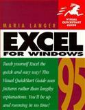 Excel for Windows 95, Langer, Maria, 0201883724