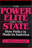 The Power Elite and the State 9780202303727
