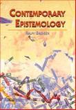Contemporary Epistemology, Baergen, Ralph, 0155013726